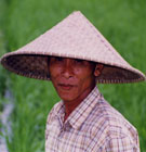 Luxury travel and tours - Artisans Of Leisure - Rice farmer, Southeast Asia tours