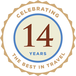 Celebrating 10 Years - Best in Travel
