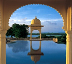 Luxury travel - The Oberoi Udaivilas, Udaipur, India