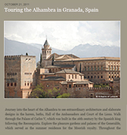 luxury Spain tours