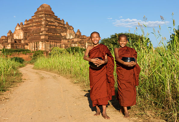 luxury Burma tours