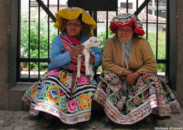 Luxury tours of Peru