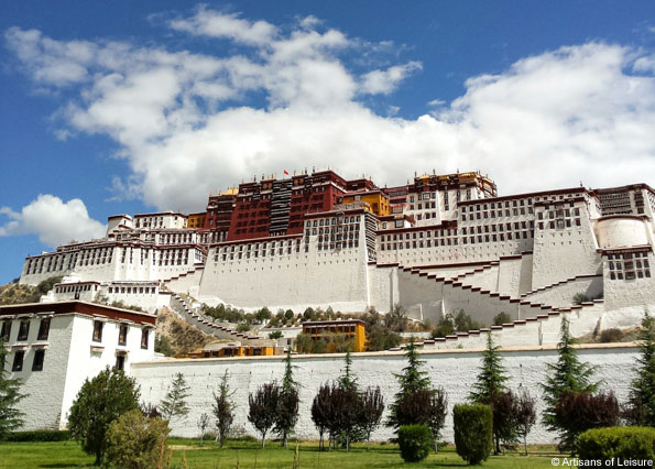 private China and Tibet tours