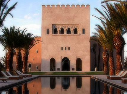 Luxury travel Morocco - Ksar Char Bagh