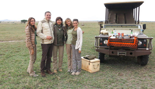private Kenya and Tanzania safari tours