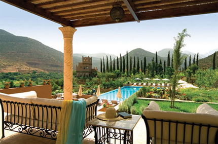 Luxury travel Morocco - Romantic tours
