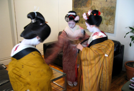 Geisha tours - Artisans of Leisure