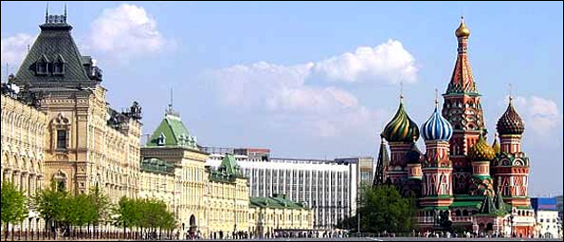 Private luxury Russia tours