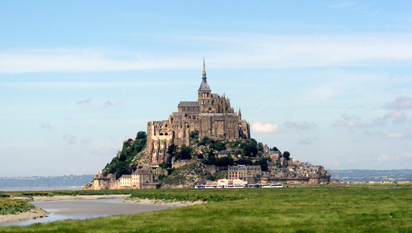 Mont-St-Michel, Artisans of Leisure luxury France tours