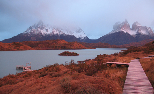 luxury tour Patagonia