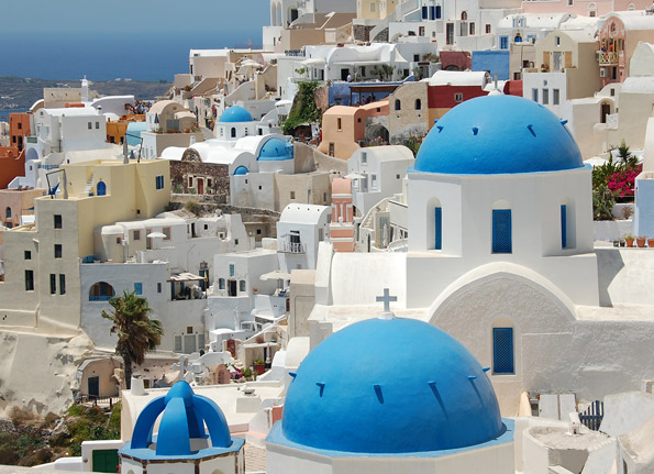 luxury Greece tours