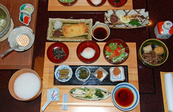 Culinary tours of Japan