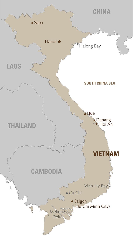 Luxury travel Vietnam - Artisans of Leisure - Luxury Vietnam