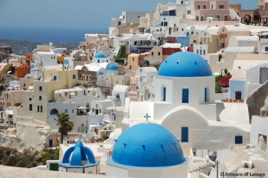 Highlights of our Private Greece Tours