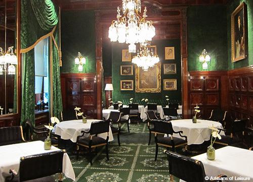Hotel Sacher in Vienna, Austria