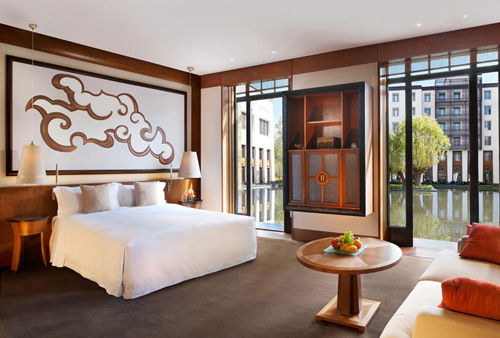 luxury hotels in Tibet