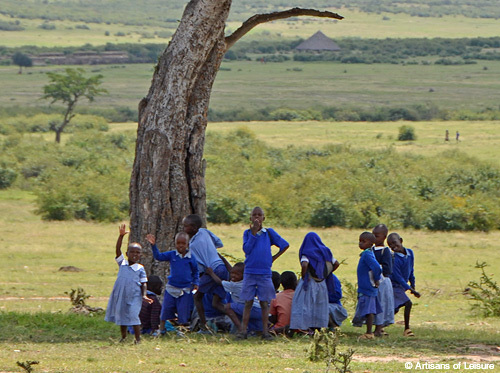 cultural touring in Kenya
