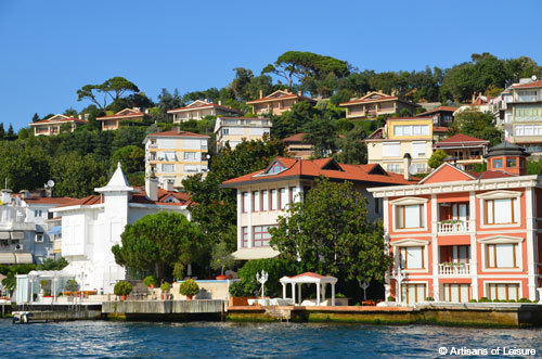 Bosphorus-boat-ride