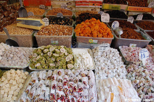 market tours in Istanbul