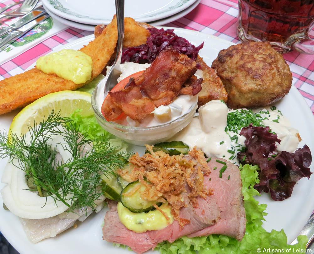 Scandinavia food
