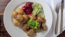 Stockholm Swedish cuisine