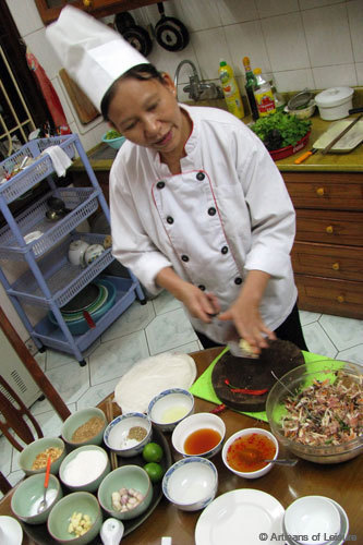 Asian cooking class tours