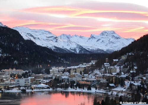 St. Moritz ski tours