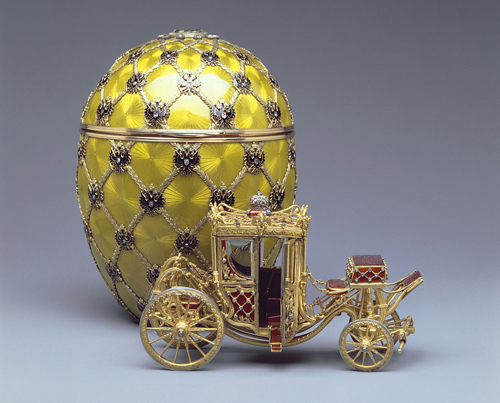 Faberge Museum Russia