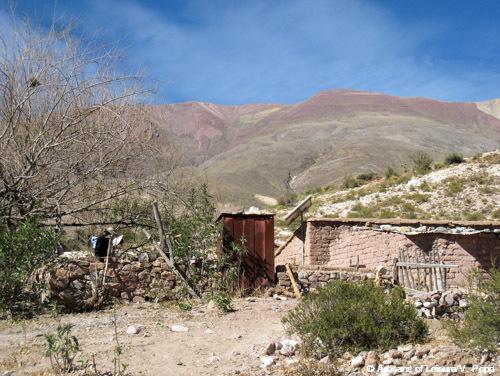 estancia in Argentina