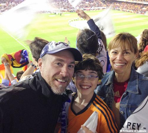Spain family tours