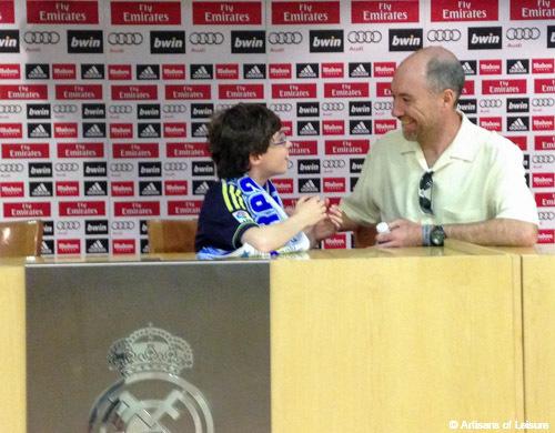 stadium tours Spain
