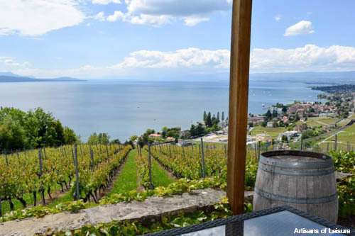Switzerland wine tours