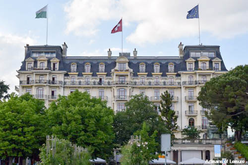 Switzerland's best hotels