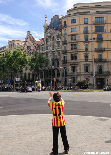 Barcelona for kids