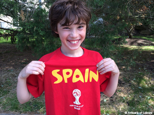 soccer tours of Spain