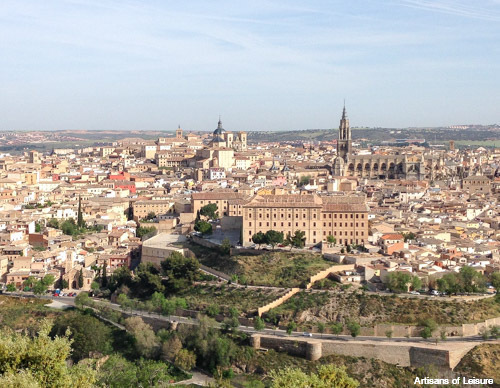 private Toledo tours