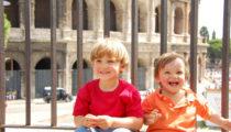 Family Tour of Italy