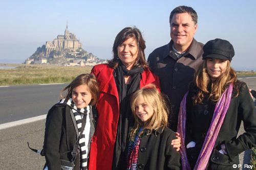 family travel France