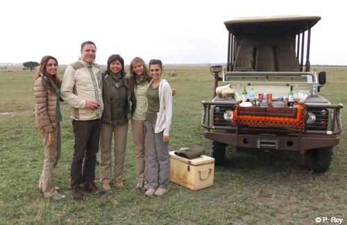 Family safari Kenya and Tanzania tour