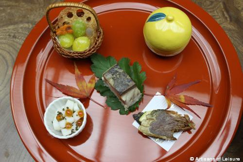 Japanese vegetarian meals