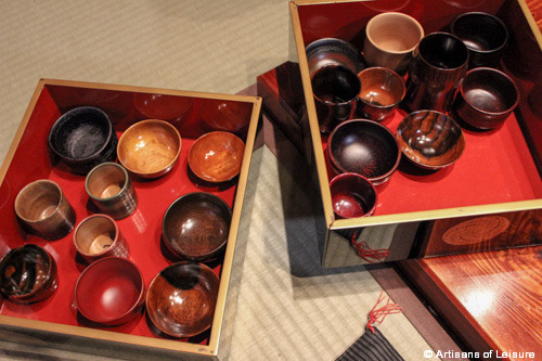 Japan crafts tours