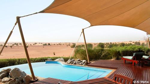 Al Maha Dubai desert