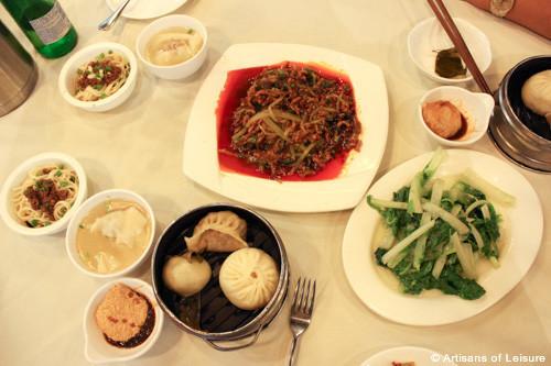 culinary travel China