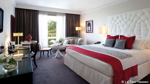 Rabat luxury hotels