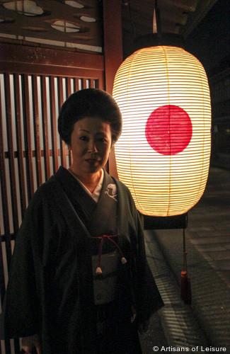 Geisha tours Japan