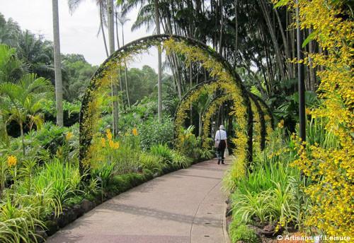 Singapore garden tours