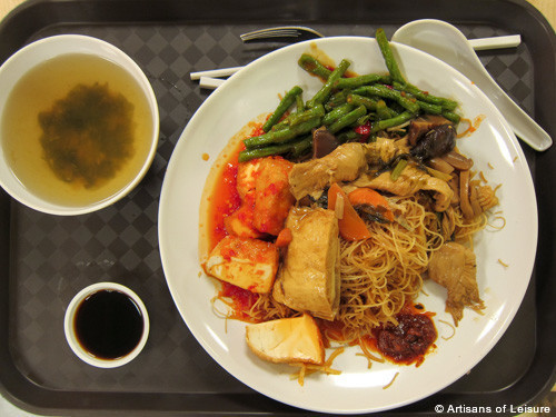 vegetarian meals Singapore