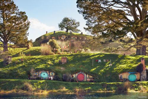 Hobbiton New Zealand tours