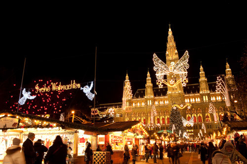 Christmas market tours
