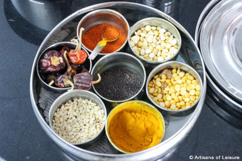 India culinary tours